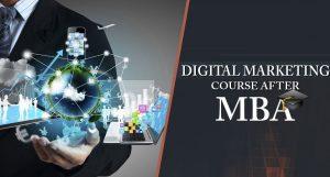 Digital marketing after MBA