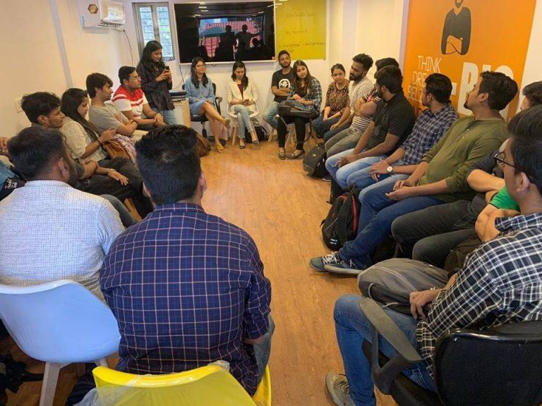 Digital marketing event by Indian Digital Club
