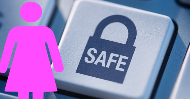 social media safety tips for women