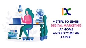 Learn Digital Marketing at Home