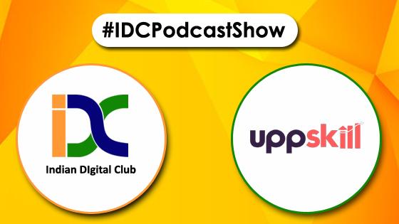 IDC Podcast Show with Uppskill