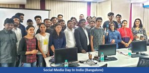 Social Media day in Bangalore 2019