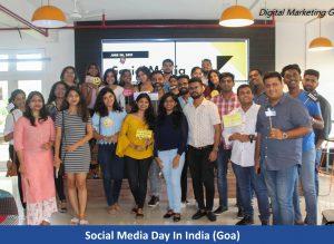 Social Media day in Goa 2019