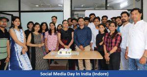 Social Media day in Indore 2019