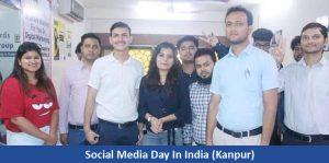 Social Media day in Kanpur 2019