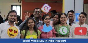 Social Media day in Nagpur 2019