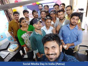 Social Media day in Patna 2019