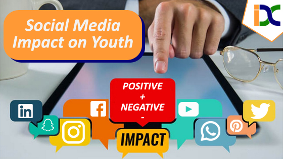 Social Media impact on youth
