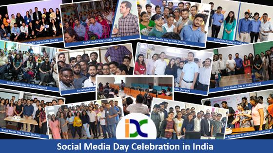 Social Media Day in India