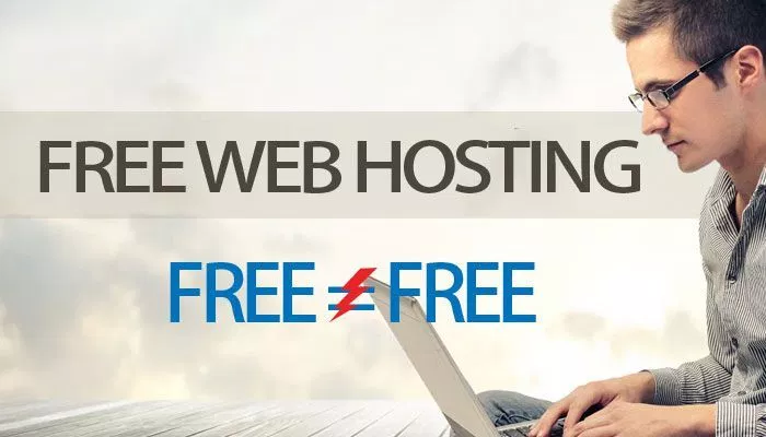 Why not use a free hosting service