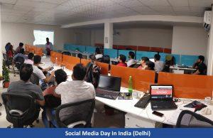 Social Media day in Delhi 2019