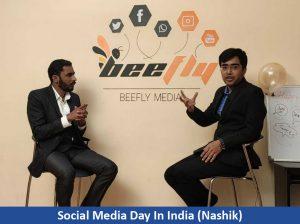 Social Media day in Nashik 2019