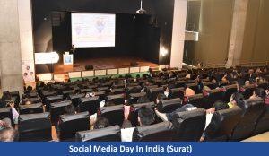Social Media day in Surat 2019