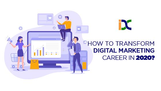 Digital Marketing Career in India 2020